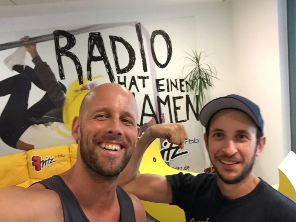 Radio Fritzen Interview