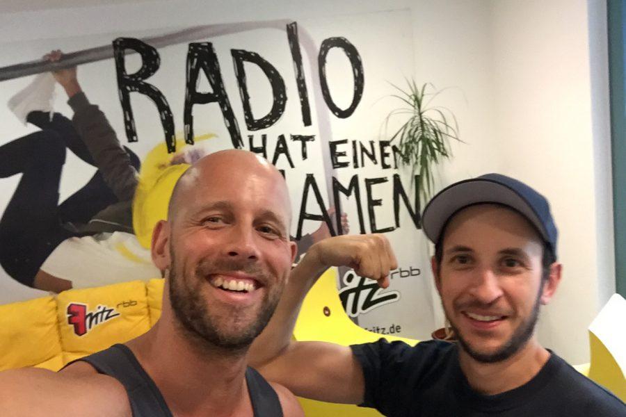 Zum Interview bei Radio Fritz
